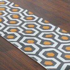 Magna Cinnamon Macon Table Runner