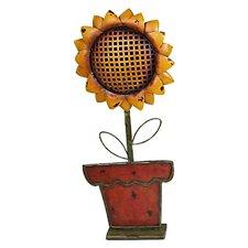 Sunflower Bonsai Wall Décor