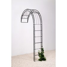 Line Wall Rose Arch