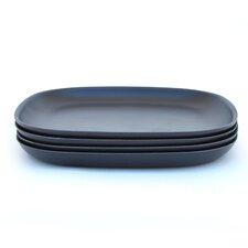 """Gusto 11"""" Dinner Plate Set (Set of 4)"""