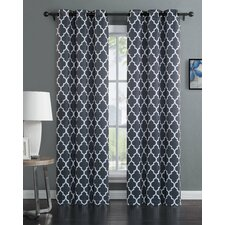 Madrid Blackout Curtain Panel (Set of 2)