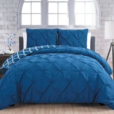 Madrid 3 Piece Duvet Cover Set