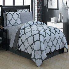 Porter 8 Piece King Bed in a Bag Set