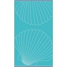 Cotton Velour Piece Dyed Jacquard 440 GSM Beach Towel