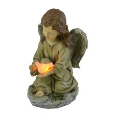 Moonrays Angel with Dove