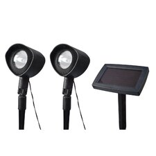Moonrays LED Spot Light (Set of 2)