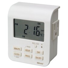 Heavy Duty Indoor Digital Timer