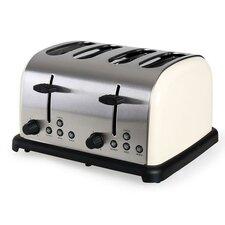 Toaster 4-Scheiben 1650W