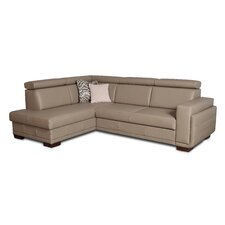 Ecksofa Boston mit Bettfunktion