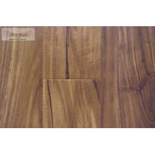 """0.4"""" x 1.75"""" x 94"""" Acacia T-Molding in Natural"""