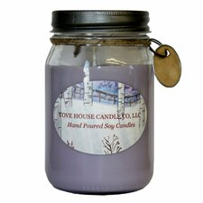 Black Raspberry Vanilla Jar Candle
