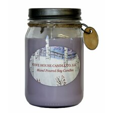 Sweet Pea Jar Candle
