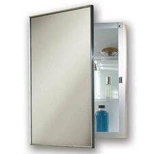 "Styleline 16"" x 22"" Surface Mount Medicine Cabinet"