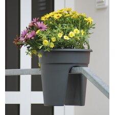 3-tlg. Rundes Blumenkasten-Set