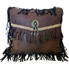 Pecos Trail Medallion Envelope Throw Pillow