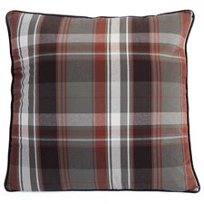 Grand Teton Plaid Euro Sham