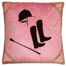 English Girls Euro Pillow