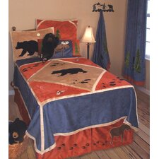 Lodge Kids Twin Bed in Bag Collection