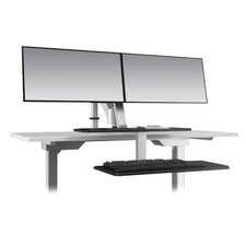Technology Solutions Standing Desk Conversion Unit