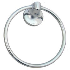 Harbor Mist Wall Mounted Towel Ring