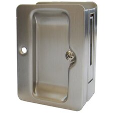 Tall Pocket Door Lock