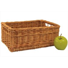 Superior Rectangular Storage Basket