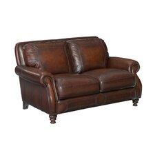 Bailey Leather Loveseat