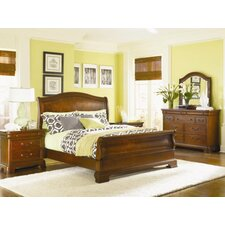 Dolson Sleigh Customizable Bedroom Set