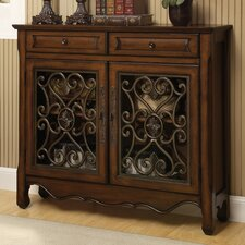 Ellison 2 Drawer 2 Door Cabinet
