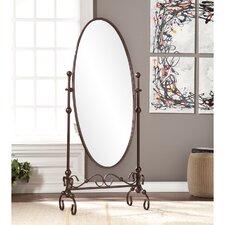 Mirror in Antique Bronze
