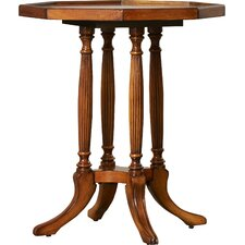 Chinery Octagon End Table