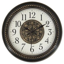 "16"" Quartz Analog Wall Clock"