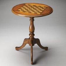 "Peachstone 22"" Chess/Checkers Table"