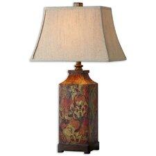 "Randall 32"" H Table Lamp with Rectangular Shade"