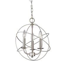 McAllen 3 Light Mini Chandelier