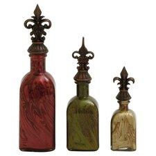 3 Piece Bottle Set