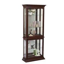 Clapham Curio Cabinet