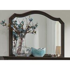 Dunamoy Arched Dresser Mirror
