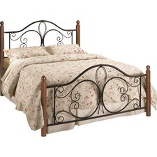 Sayles Panel Bed