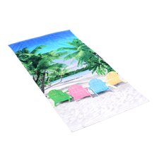 Flatley Chairs Beach Towel
