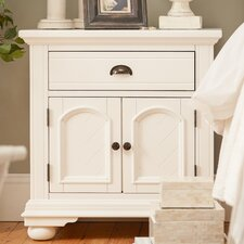 Alpinia 1 Drawer Nightstand