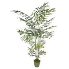 Artificial Areca Palm Tree Floor Plant in Planter
