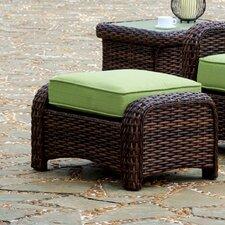 Zamarripa Ottoman with Cushion