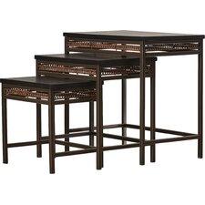 Firebird 3 Piece Nesting Tables