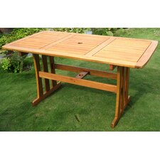 Dracaena Balau Dining Table