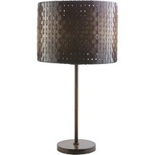 """Venetia 30"""" H Table Lamp with Drum Shade"""