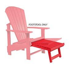 Trinidad Upright Adirondack Pull Out Footstool