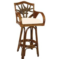 "Cypress 24"" Swivel Bar Stool"