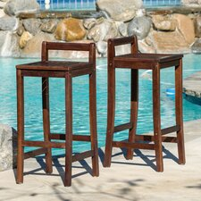 "Tamarind 30"" Bar Stool (Set of 2)"