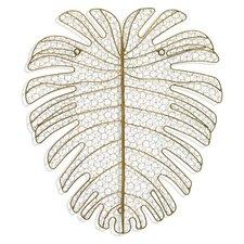 Leaf Design Wall Décor